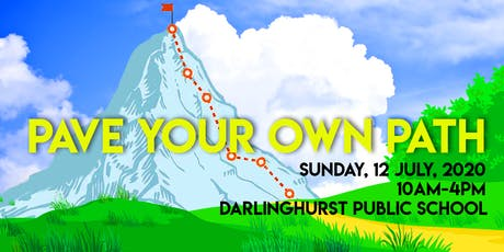 Pave Your Own Path tickets