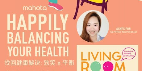 Happily Balancing your Health tickets