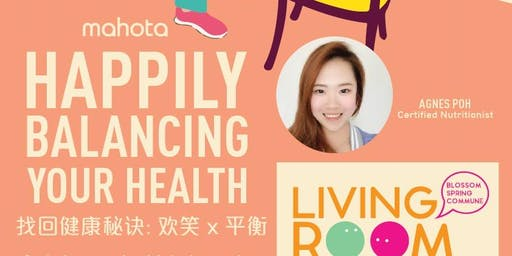 Happily Balancing your Health