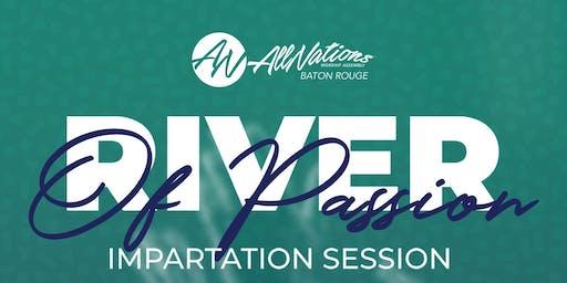 River of Passion Impartation Session