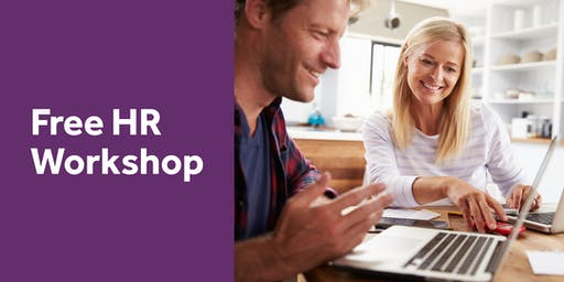 Free HR Workshop for Employers.