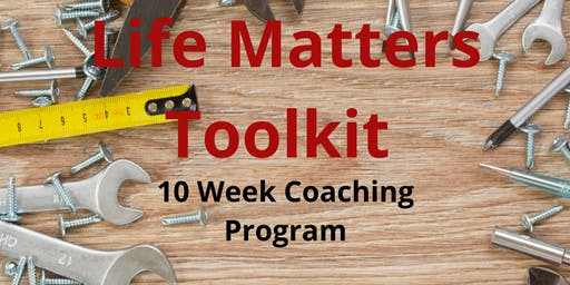 Amanda Lee - Life Matters Toolkit Program