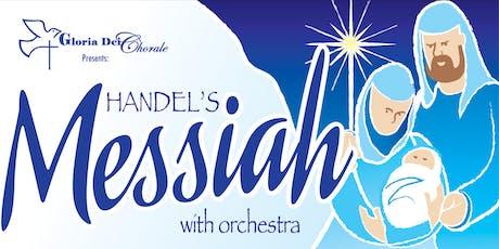 """HANDEL'S """"MESSIAH"""" tickets"""