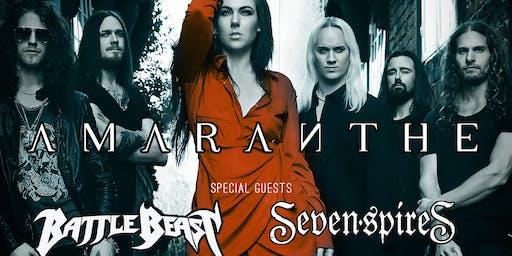 Amaranthe, Battle Beast, Seven Spires
