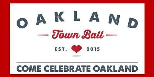Oakland Town Ball