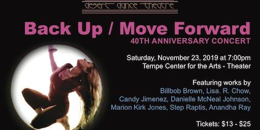 Desert Dance presents Back Up/Move Forward: 40th Anniversary Concert