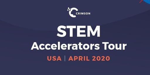 Info Session: Exploring STEM Tours in US April 2020