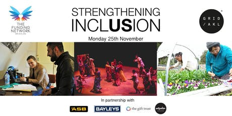 Strengthening Inclusion in Aotearoa tickets