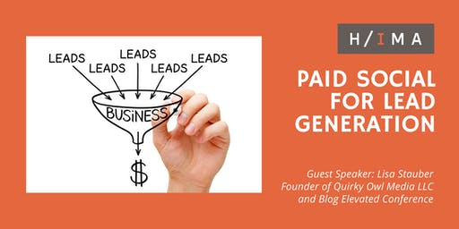 Paid Social for Lead Generation