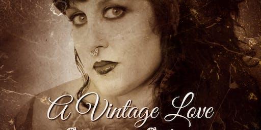 A Vintage Love Strange Soiree