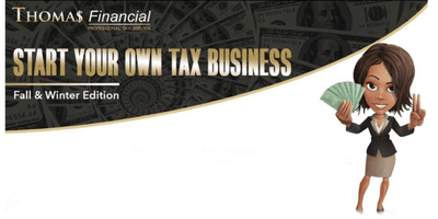 Start Your Own Tax Business!