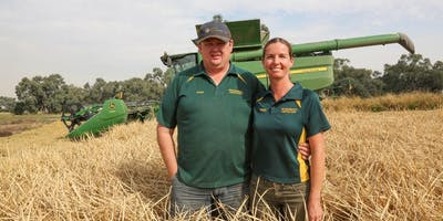 SunRice Grower of the Year Field Day