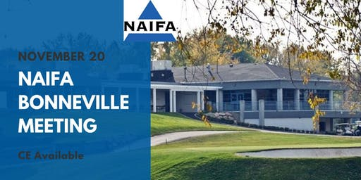 NAIFA Bonneville November Meeting