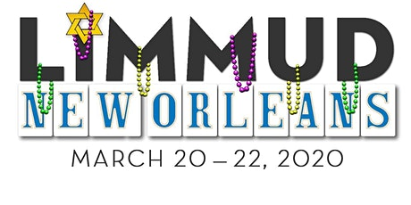 LimmudFest New Orleans 2020 tickets