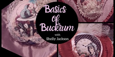 November: The Basics of Buckram with Shelly Jackson