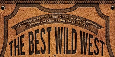 THE BEST WILD WEST tickets