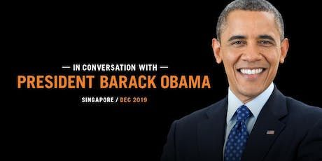 In Conversation with President Barack Obama tickets