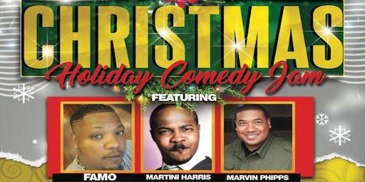 Christmas Comedy Jam