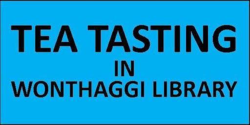 Tea Tasting @ Wonthaggi Library