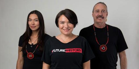 Indigenous 150+ / Collingwood  FUTURE HISTORY w/ director Jennifer Podemski