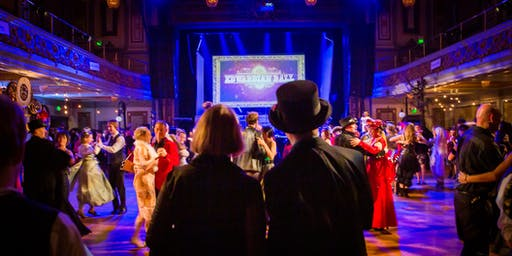 The 20th Annual Edwardian Ball, San Francisco