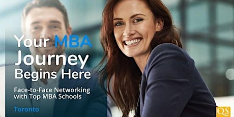 QS MBA Event in Toronto– Sign Up for Free! (Jan 18th) tickets