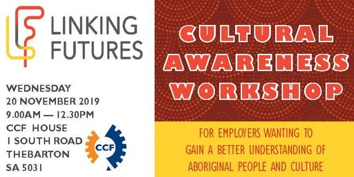 CCF SA Cultural Awareness Workshop