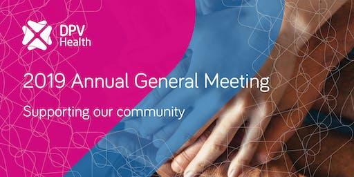 DPV Health 2019 Annual General  Meeting