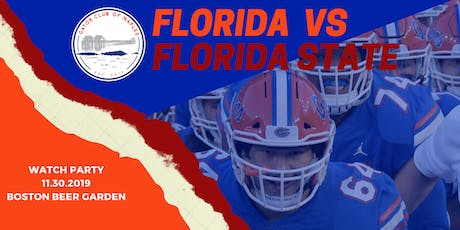 Florida vs. Florida State Game Watch tickets