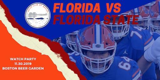 Florida vs. Florida State Game Watch