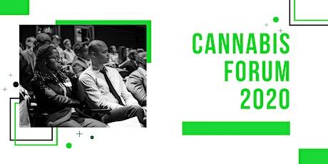 Cannabis Forum 2020 tickets