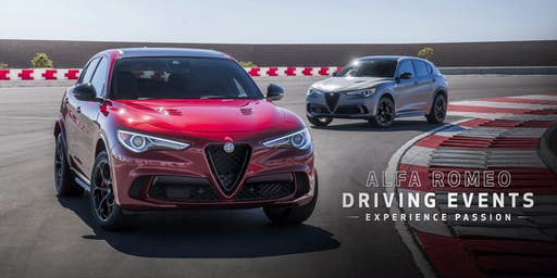 Alfa Romeo Owners Drive Experience - Victoria, November 21 2019