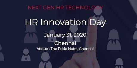 HR Innovation Day   18 March 2020   Chennai tickets
