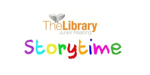 Story Time at Warrnambool Library - Thursdays 11am