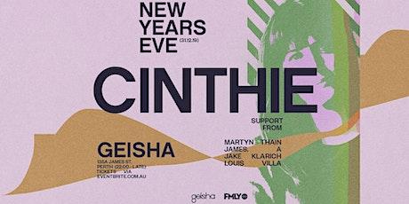 NYE Cinthie (BER) tickets