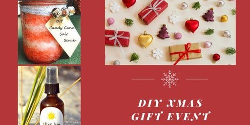 Miss Bisous DIY Xmas Gift Event