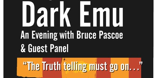 Dark Emu | Evening with Bruce Pascoe | Ballawinne Festival