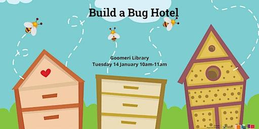 Build a Bug Hotel - Goomeri Library