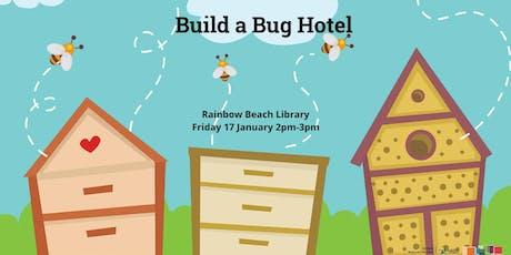Build a Bug Hotel - Rainbow Beach Library tickets