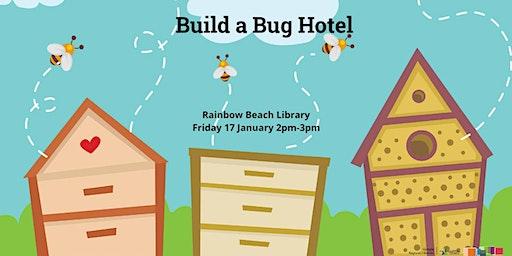 Build a Bug Hotel - Rainbow Beach Library