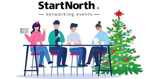 StartNorth  Christmas Networking Event