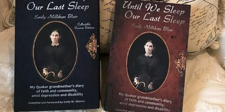 """Author Event """"Until We Sleep Our Last Sleep"""" Book Signing & Talk w/Emily Skinner tickets"""
