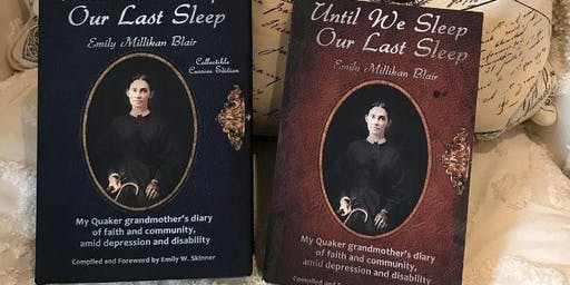 "Author Event ""Until We Sleep Our Last Sleep"" Book Signing & Talk w/Emily Skinner"