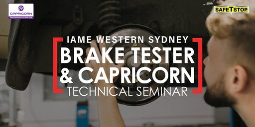 Sydney: SafeTstop and Capricorn Technical Night