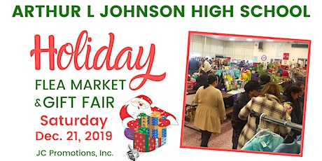 Arthur L Johnson Holiday Flea Market & Gift Fair tickets