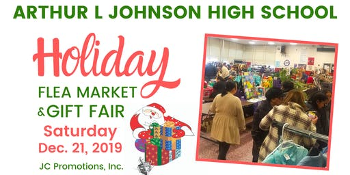 Arthur L Johnson Holiday Flea Market & Gift Fair