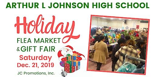 Arthur L Johnson Holiday Flea Market & Gift Fair