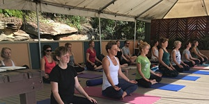 Journey Through Breath Meditation. DROP INS WELCOME...