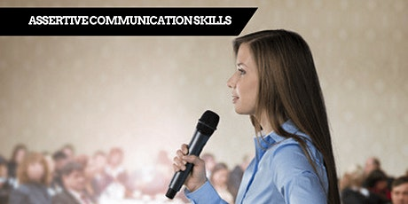 Assertive Communication Skills - DARWIN tickets