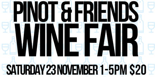 Pinot & Friends Wine Fair